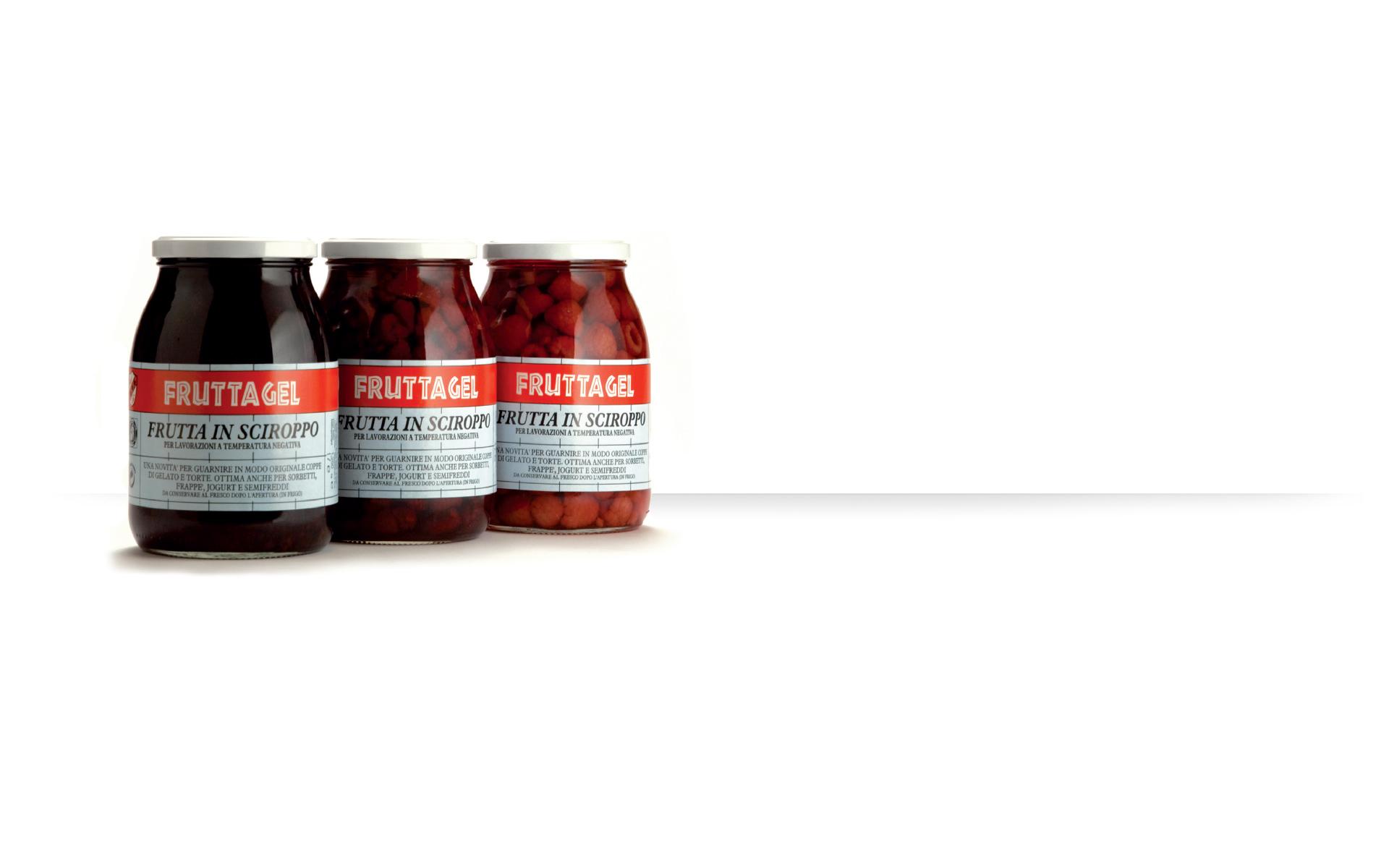 Frutta semicandita, Frutta semicandita Distilleria Fratelli