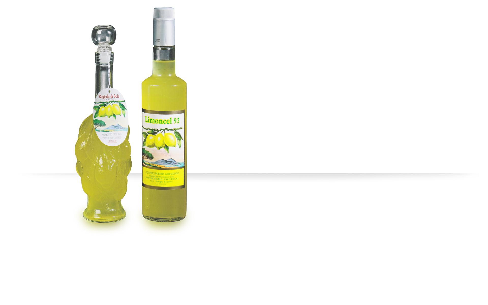 Limoncello, Limoncello Distilleria Fratelli