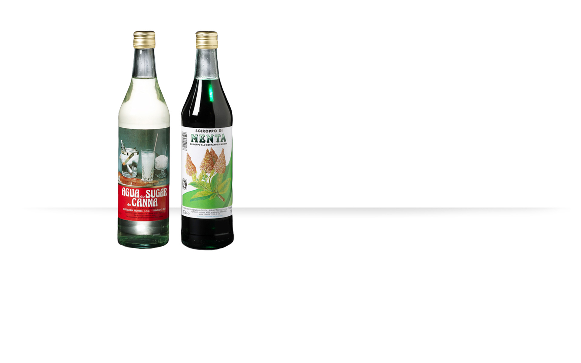 Sciroppi, Sciroppi Distilleria Fratelli